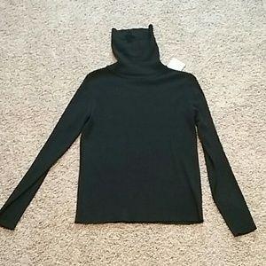 OHI black sweater